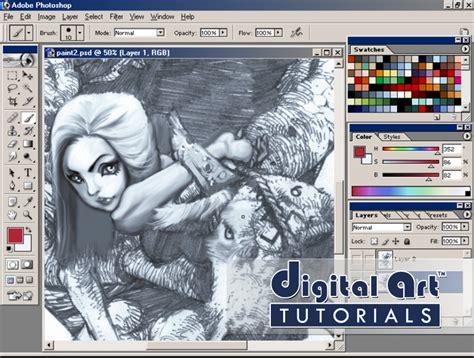 tutorial smudge digital digital art tutorials digital painting smudge style vol