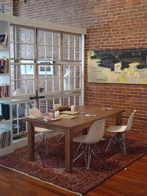 separate living room and dining room 30 ways to create a trendy industrial dining room