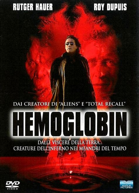 Hemoglobin Also Search For S Horror Corner Bleeders 1997 An Unconventionally Delightful Mutant Pseudo
