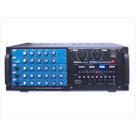Power Lifier Ip 999 Ii Karoke Profesional idolpro ip 999 4 ch professional karaoke mixing lifier 600w opened box sold out