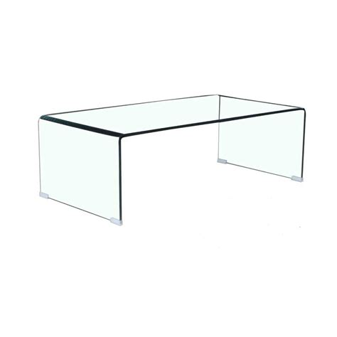 ruby 12mm tempered glass coffee table decofurn factory shop