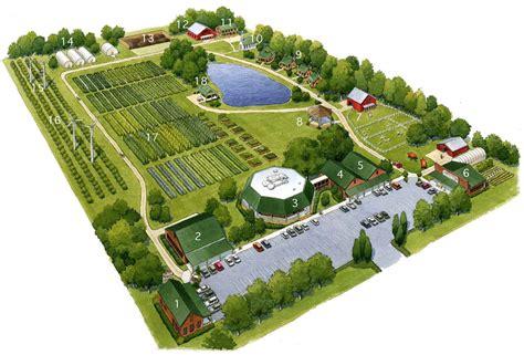 farmhouse layout plan 1 acre hobby farm layout related keywords 1 acre hobby