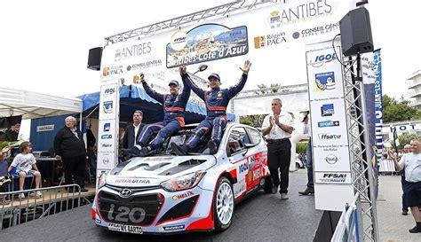 hyundai motor sports hyundai motorsport schlie 223 t rallye antibes test