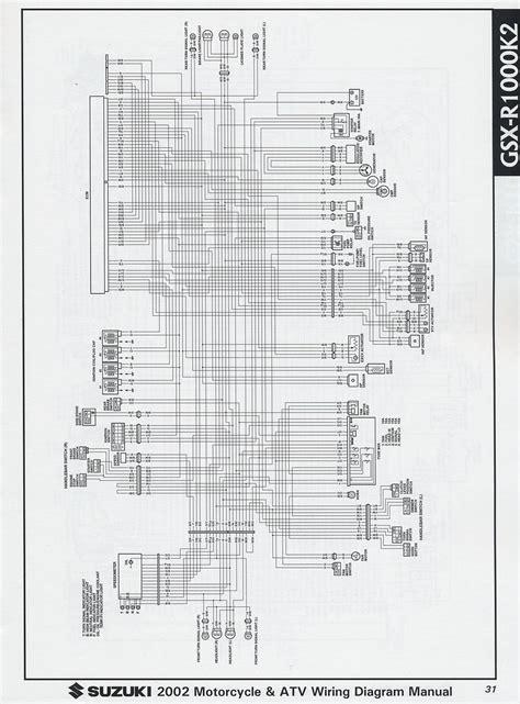 suzuki gsx r1000 k2 wiring diagram