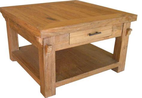mohichan coffee table indoor teak furniture