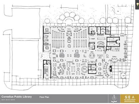 library floor plan design library design plan brucall