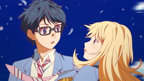 anime your lie in april your lie in april otaku brit