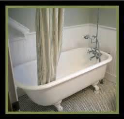 clawfoot bathtub refinishing refinishing clawfoot bathtub 171 bathroom design