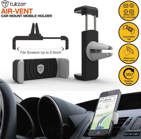 Special Holder Ac Mobil tukzer car mobile holder for ac vent price in india buy