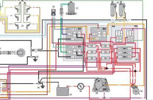 Volvo Penta Maintenance Schedule Volvo Penta Engine Wiring Diagram Circuit Diagram Maker