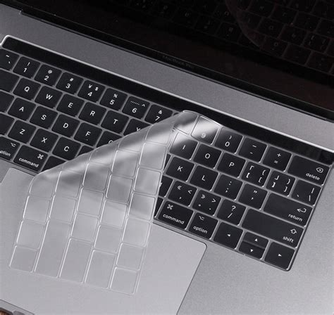 Keyboard Macbook Pro 13 2018 macbook pro 13 15 inch touch bar keyboard skin