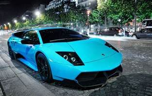 Lamborghini In Blue The World S Catalog Of Ideas