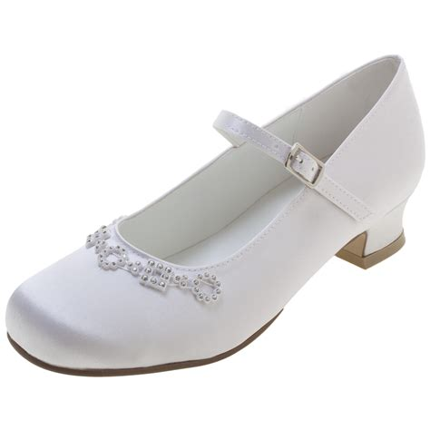 white communion shoes diamantes shapes cachet