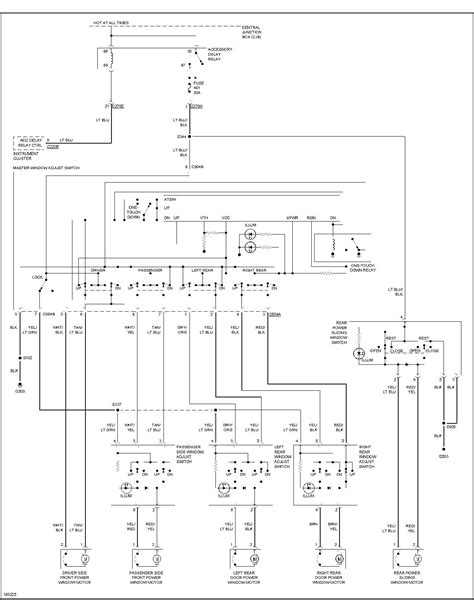 wiring diagram 1994 ford f 150 power window get free