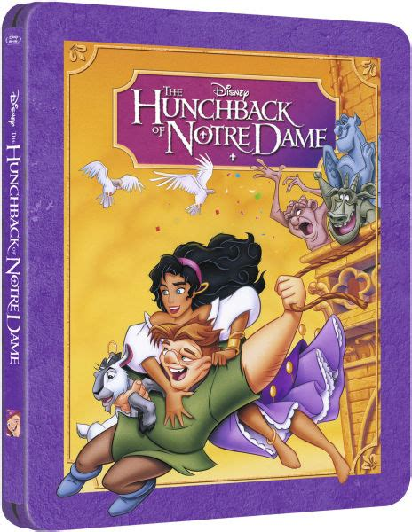 notre dame de edition books the hunchback of notre dame zavvi exclusive limited