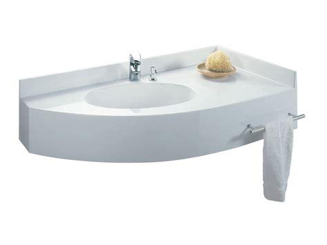 lavabo d angle en pietraluce 174 avec plan int 233 gr 233 roma by