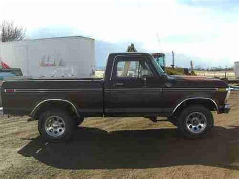 1979 ford f150 4x4 short bed for sale find used 1979 ford f 150 4x4 short bed in cortez