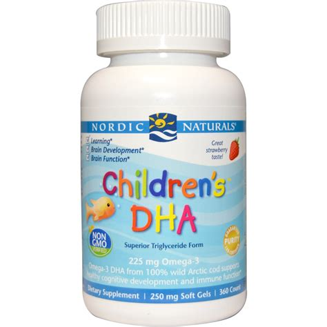 Nordic Naturals Children 39 by Children S Dha Chewable Soft Gels Nutrichem