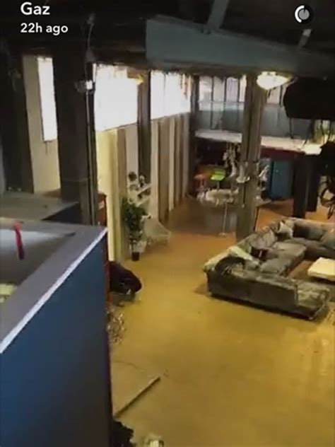 Layout Of Geordie Shore House | gaz beadle just revealed what the geordie shore house is