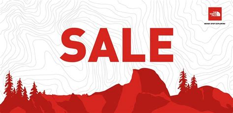 north face sale offers  deals august