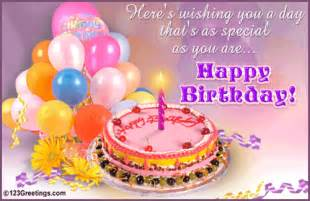 wish a b day that s special free happy birthday ecards greeting cards 123 greetings