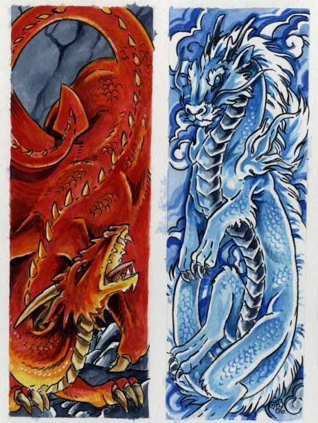 printable dragon bookmarks dragon bookmarks set b by hbruton on deviantart