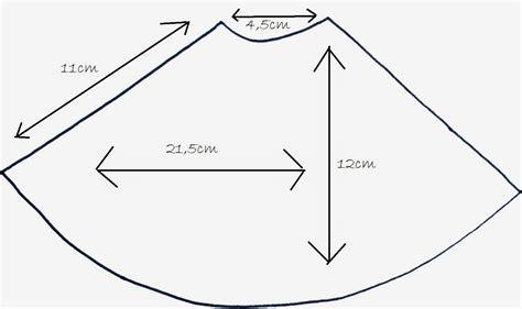 medidas para hacer un cono