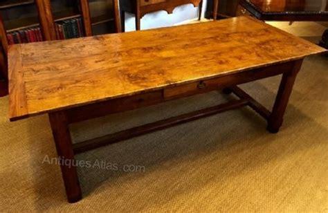 elm farm table elm farmhouse table refectory table antiques atlas