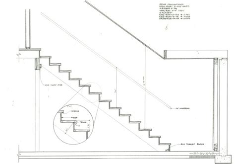 stairs in section best home ideas