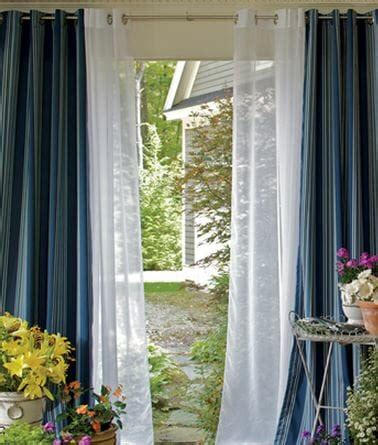 How To Darken Curtains Add Chic Style With Sheer Curtains Modernize