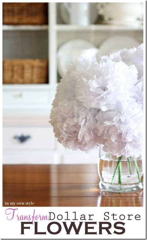 how to make silk flowers look real transform fake flowers to look real in my own style