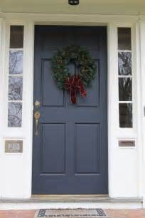 Exterior Door Panel Best 25 Navy Front Doors Ideas On Bamco Popular Exterior Paint Colours And Front