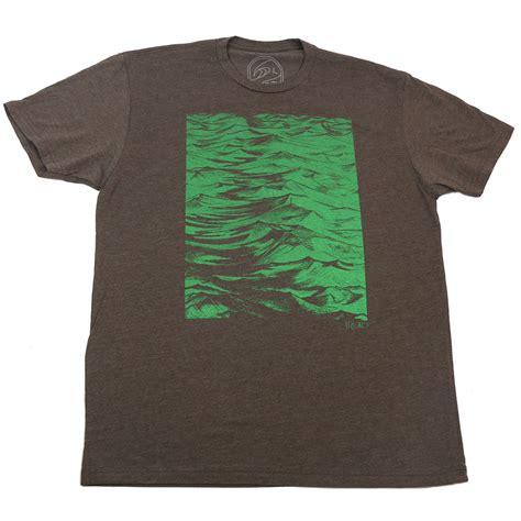 Espresso T Shirt seaside t shirt in expresso 187 asc studio