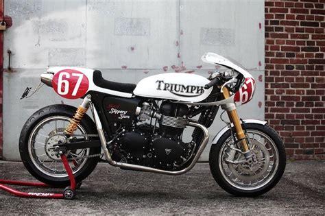 Norton Motorrad Hamburg by Details Zum Custom Bike Triumph Bonneville Des H 228 Ndlers
