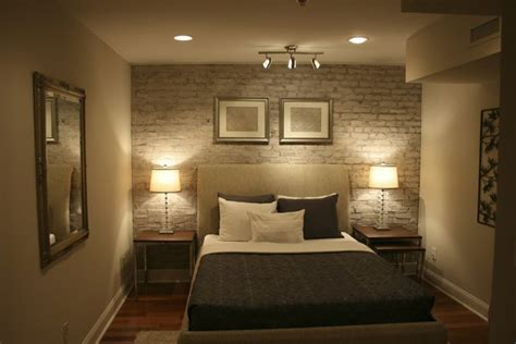 windowless bedroom exposed brick and plaster walls for the interior design of your bedroom house interior decoration