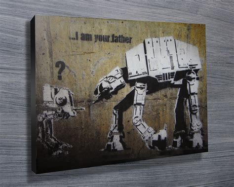 Wars Series Canvas Wall
