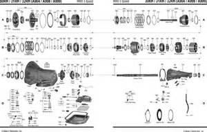 chrysler a904 30rh transmission parts catalog