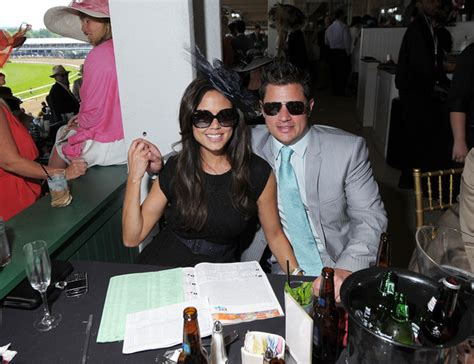 Nick Do The Kentucky Derby by Nick Lachey And Minnillo 137th Kentucky Derby