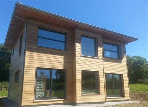 maison passive terra bois