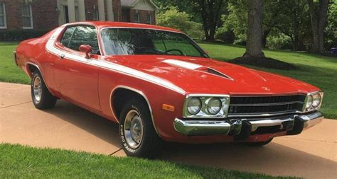 Road Runner Help Desk by Hemmings Find Of The Day 1973 Plymouth Road Runner