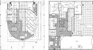 villa savoye 2nd floor plan images