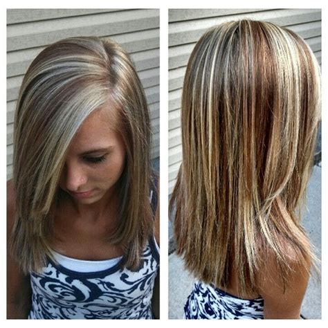 highlight and lowlight hair color pictures highlight and lowlights cutcolordo pinterest colors