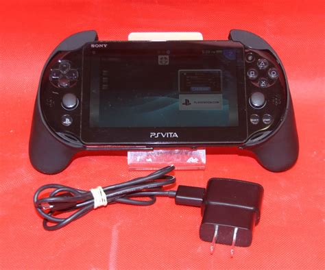 Sony Pch 2001 - sony ps vita pch 2001 8 gb and case bundle good buya