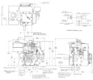 small engine suppliers tecumseh small engine model series hm80 hm100 line drawing
