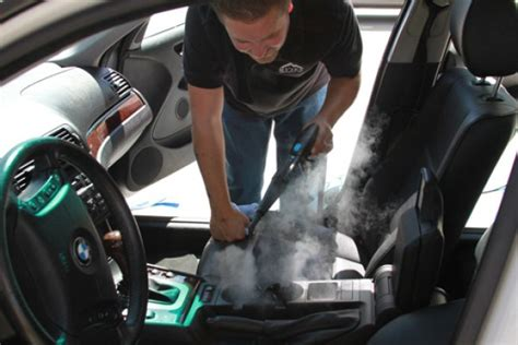 car upholstery steam cleaning what s the best car upholstery steam cleaner auto deets