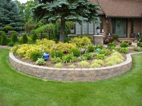 Making Your Own Hypertufa Retaining Wall Blocks Block Garden Wall