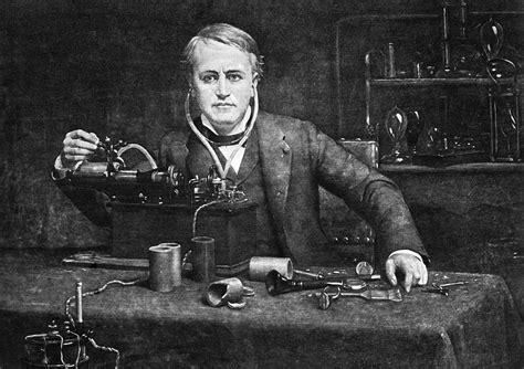 how did edison created the light bulb did jefferson created the light bulb