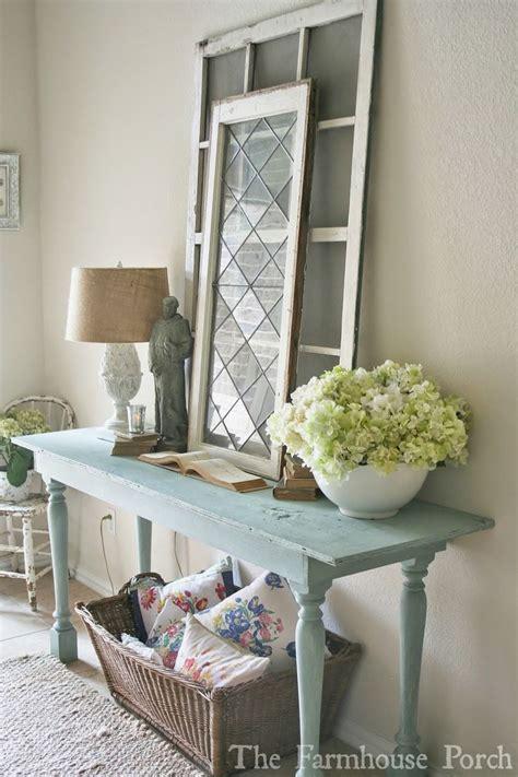 Antique Farmhouse Decor by Best 20 Window Table Ideas On Window Coffee