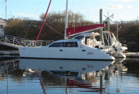 pocket cruiser catamaran for sale 32 tomcat cool pocket cruiser we love
