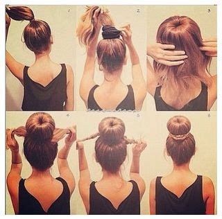 diy sock bun for hair sock buns sock and socks on